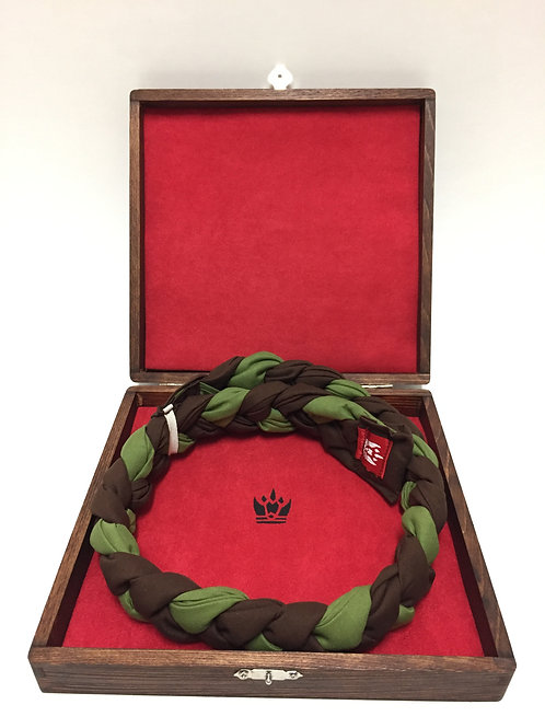 "The ""Beef & Broccoli"" Crown"
