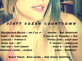 Dirty Dozen Playlist