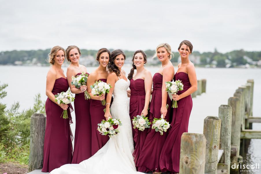 Lauren & Wedding Party