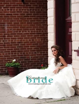Contemporary Bride Shoot