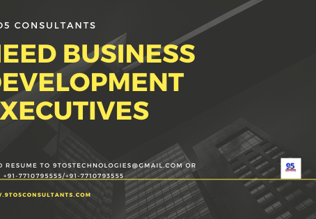 Need Business Development Executives in Just Dial.