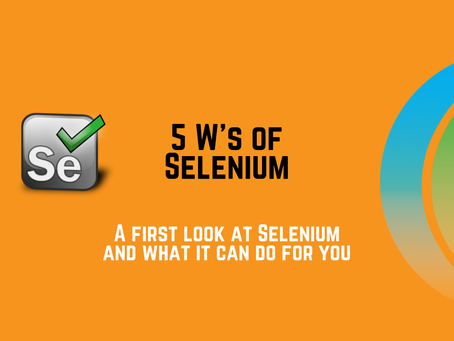What is Selenium and why should we use it?