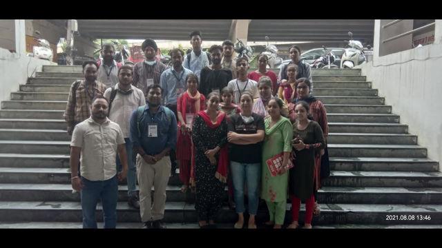Bravo!!!!..we at 9TO5 Technologies conducted NITTRE #Patwari #Exam successfully across #Punjab