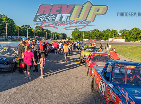 RESULTS;  Fifty-six (56) cars cap off the month of June at Kinross