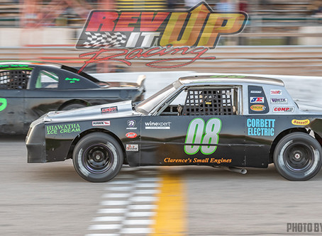 PREVIEW;  Kinross Speedpark set for a Saturday Night THIS WEEKEND