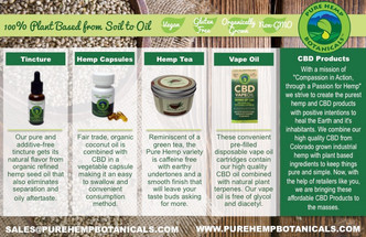 PURE HEMP BOTANICALS