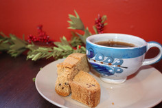 SEASONAL BISCOTTI