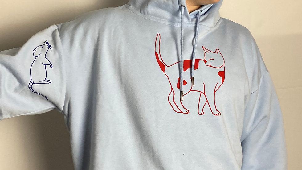 Animal Mouse hoodie