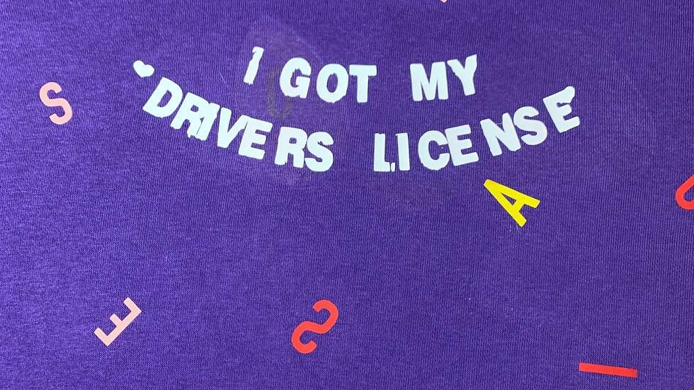 The Drivers License Hoodie
