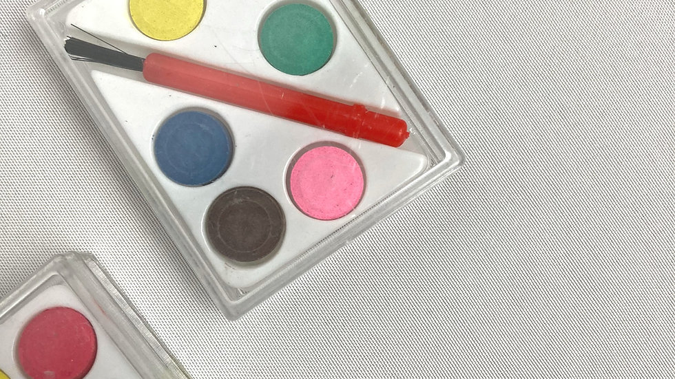Color palette earrings