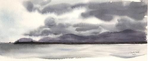 Nubi sul golfo