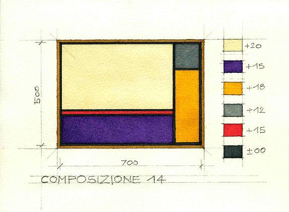 Alessandro Federici - Composizione 14