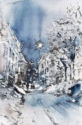Marica Servolo - Altare sotto la neve