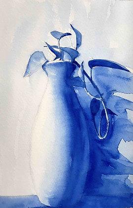 Davide Siddi - Vaso blu