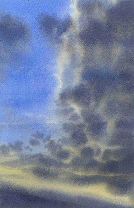 Felice Feltracco - Cieli di Novembre 1