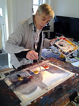 Jan Min watercolorist