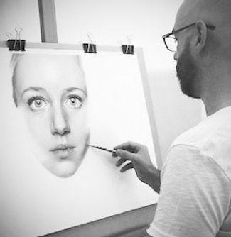 Luca Tedde artista