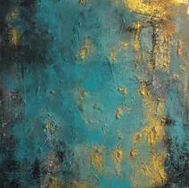 No title Bea Palatinus oil on canvas