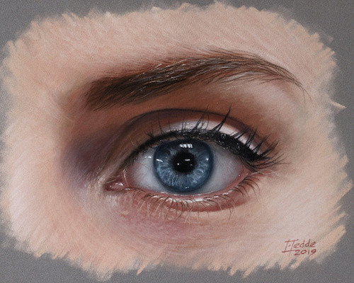 Blue Eye 2 Luca Tedde