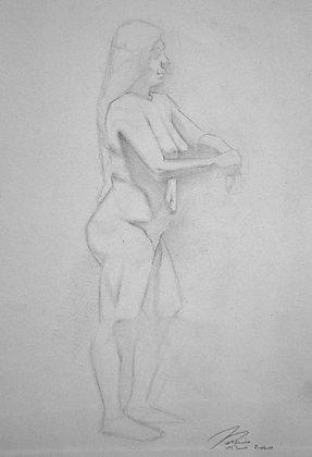Massimo Mollica - Studio figura