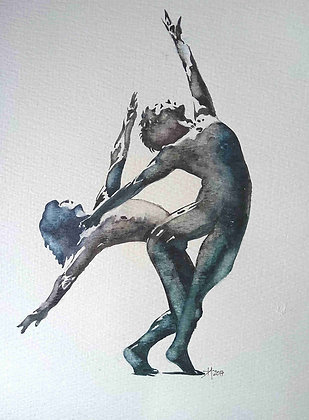Ingrid Alldritt - Pasdedeux
