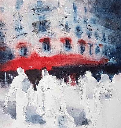 Luisella Cottino - Parigi