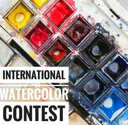 Copia di International Watercolor Contest 2019 - Catalog