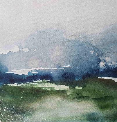 Luisella Cottino - Paesaggio