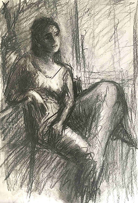 Sara Paravagna - Ritratto