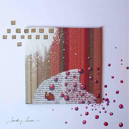 Sandro Serra - Tiny painting n.7