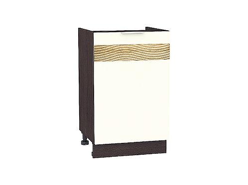 Шкаф нижний под мойку с 1-ой дверцей Терра W/DR/DL 500