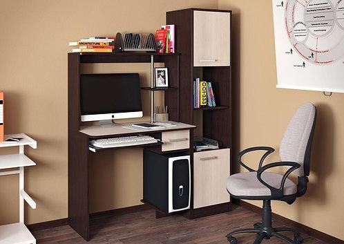 Компьютерный стол Дебют 1275*1675*500