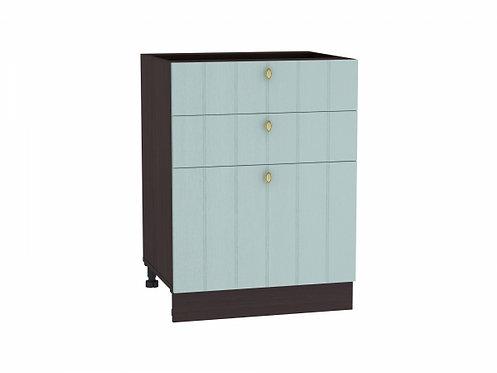 Шкаф нижний с 3-мя ящиками Прованс 600