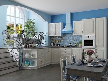 Кухня Виктория-02  www.mebelkg.com