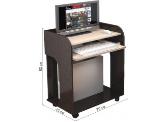 Компьютерный стол Грета-10 700*450*820