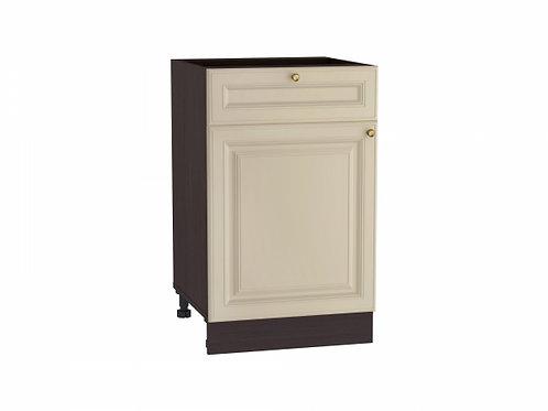 Шкаф нижний с 1-ой дверцей и ящиком Версаль 500