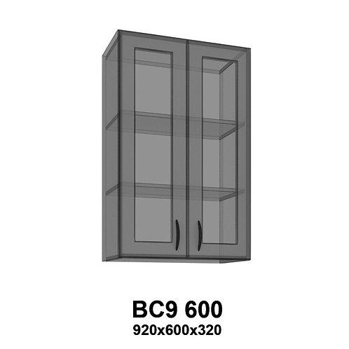 Модуль навесной со стеклом BС9 600