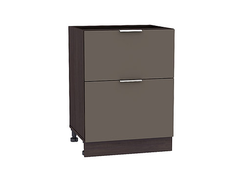 Шкаф нижний с 2-мя ящиками Терра 600
