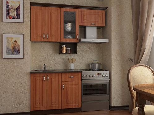 Кухня Классика 1 верх:1600x986x330 низ:1000x860x600