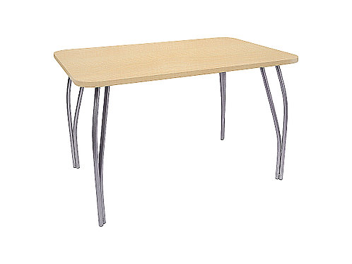 Стол обеденный прямоугольный LС (OC-11)Медовое дерево 1200*800*745