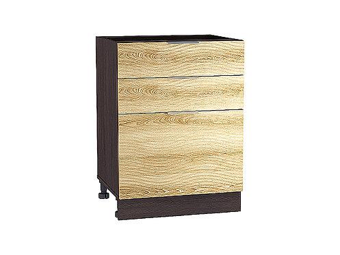 Шкаф нижний с 3-мя ящиками Терра W 600