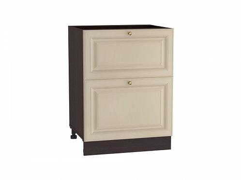 Шкаф нижний с 2-мя ящиками Версаль 600