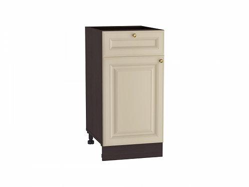 Шкаф нижний с 1-ой дверцей и ящиком Версаль 400