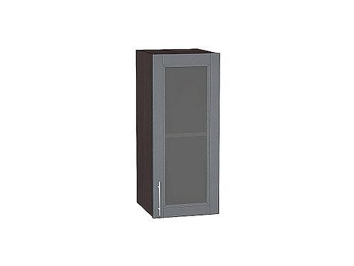 Шкаф верхний с 1-ой остекленной дверцей Сканди 300