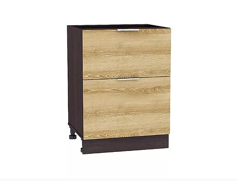 Шкаф нижний с 2-мя ящиками Терра W 600