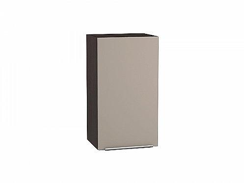 Копия Шкаф верхний с 1-ой дверцей Фьюжн 400