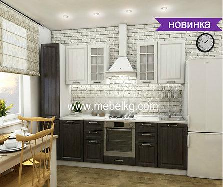 Кухня Прага 01 2140*2800*600