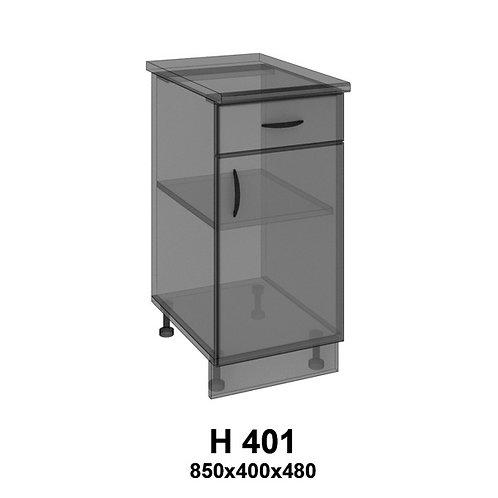 Модуль  ящиком Н401