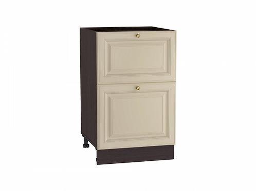 Шкаф нижний с 2-мя ящиками Версаль 500