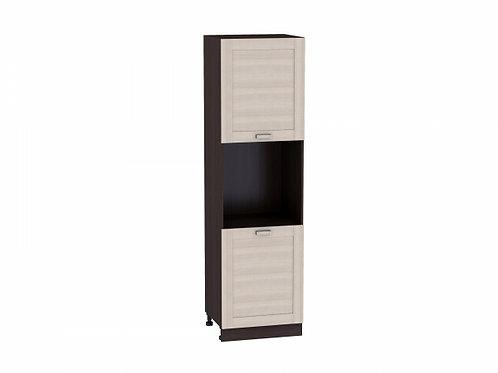 Шкаф пенал с 2-мя дверцами Лофт 600 (920)